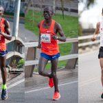Ganadores del Maratón Ciudad de Buenos Aires