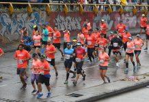 Fallece Juan Camilo en medio maratón