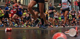 Mueren 2 runners en medio maratón