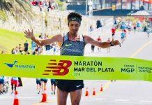 Luis Molina y Sofía Luna ganaron los 42 K de Mar del Plata