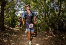 Maxi Morales ganó el triatlón de la Pera