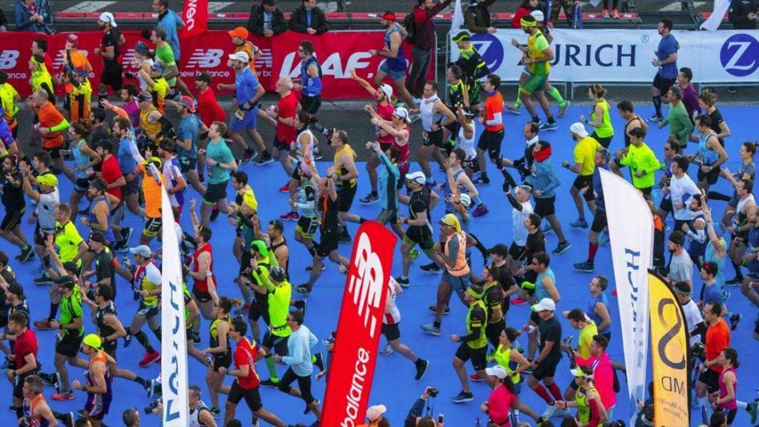 Trampas en el Maratón de Sevilla