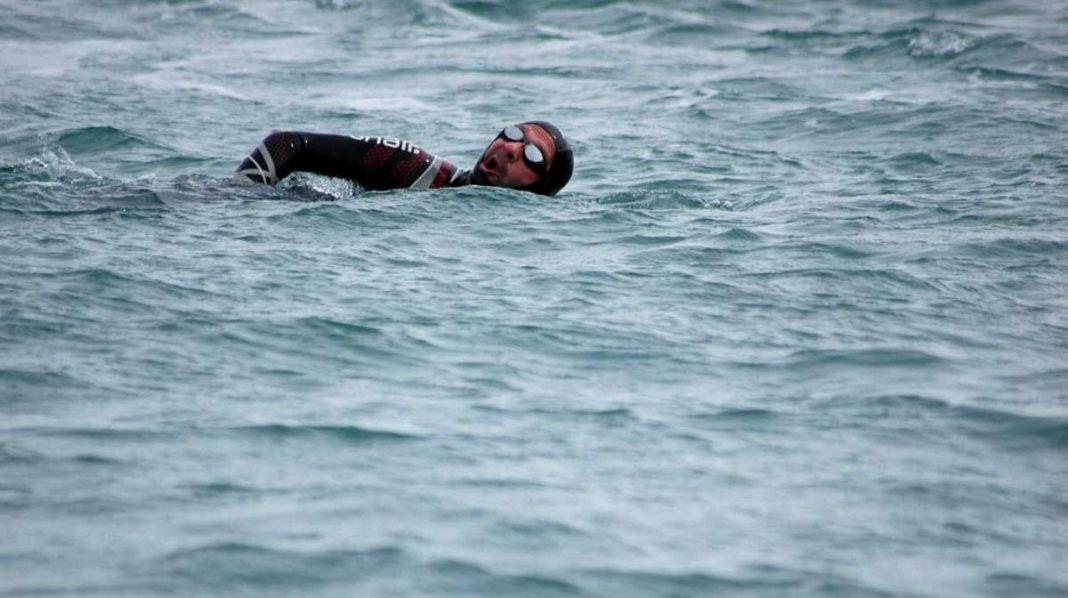 Nadar en las Islas Malvinas