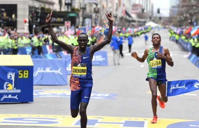 Maratón de Bostón