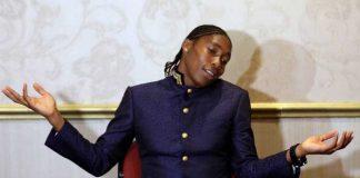 Caster Semenya sigue en problemas por la cantidad de testosterona que hay en su sangre