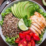 Si comes sano, rendís más