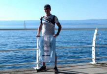 Misionero va al Mundia del Triatlón en Francia