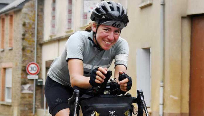 Fiona Kolbinger es la primera mujer en ganar el Transcontinental Race