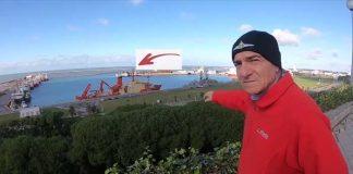 Homenaje al cumplirse 2 años de la tragedia del hundimiento del Submarino San Juan