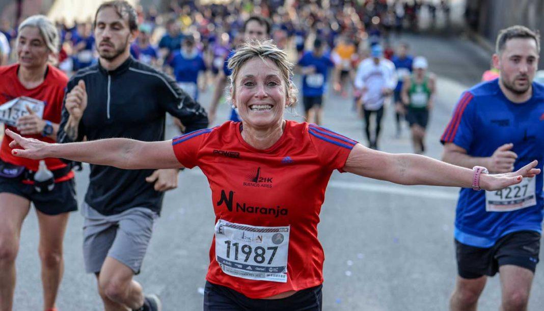 Multitudinario Medio Maratón