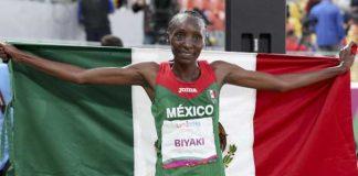 Keniana nacionalizada mexicana gana plata en juegos Panamericanos