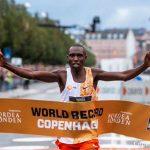 Geoffrey Kamworor tiene el nuevo record mundial en los 21 k