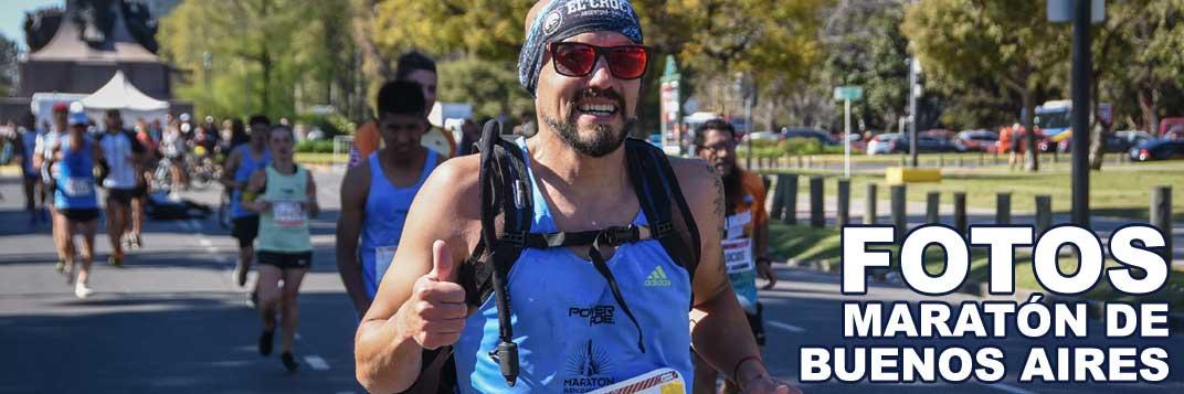 Fotos del Maratón de Buenos Aires