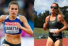Marplatenses en el Mundial de Atletismo