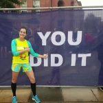 Atleta logra rrecord Guiness corriendo para atrás