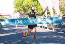 Muy buena convocatoria de corredores en San Isdro