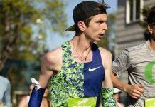 Con parálisis cerebral culmina un maratón