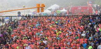 Pasó el Maratón en la Ciudad Feliz