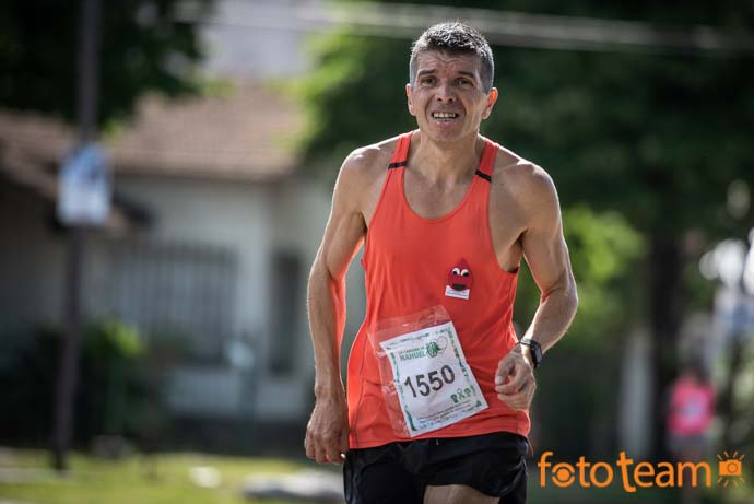 Marcos Gullen ganó en La Carrera de Nahuel
