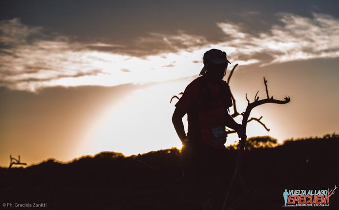 Pasó la 3 edicion de La Vuelta al Lago Epecuen