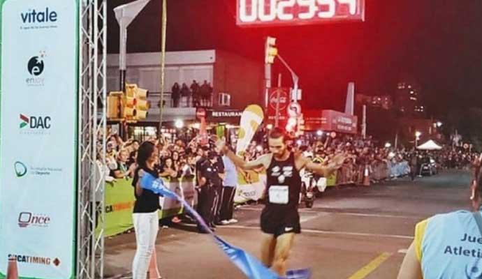 Federico Bruno gana la Corrida San Fernando