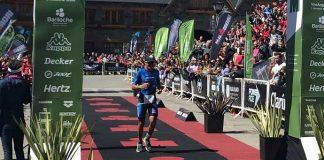 Este domingo se realiza el ironman 70.3 Bariloche