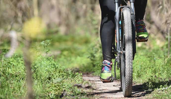 Sigue el rural bike en Lobos
