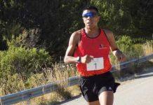 David Rodriguez gana el Medio Maratón al Paraíso