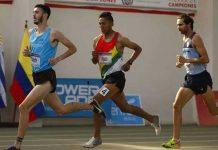 Federico Bruno es Campeón sudamericano en Bolivia