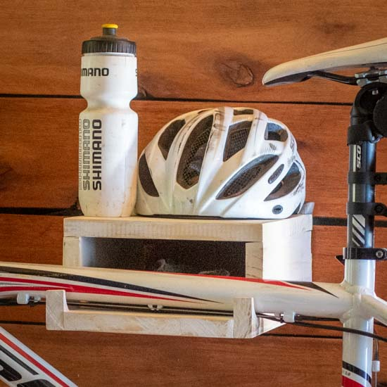 Estante Soporte para Bicicleta